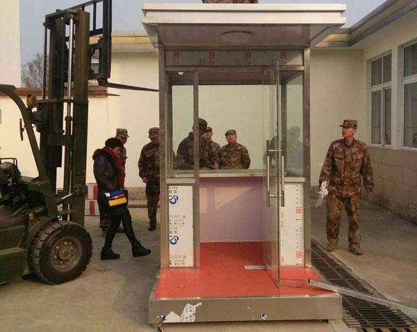 部队防弹w88优德手机版下载案例